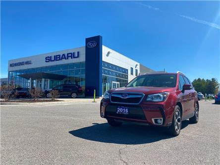 2016 Subaru Forester 2.0XT Limited Package (Stk: P03880) in RICHMOND HILL - Image 1 of 18