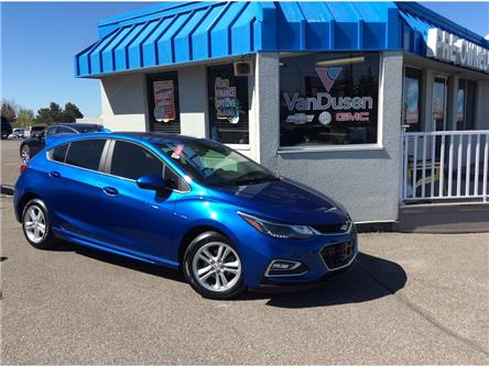 2018 Chevrolet Cruze 4dr HB 1.4L LT w-1SD (Stk: B7687) in Ajax - Image 1 of 23