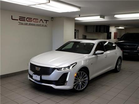 2020 Cadillac CT5 Premium Luxury (Stk: 209007) in Burlington - Image 1 of 26
