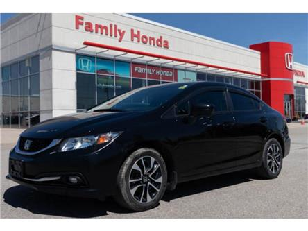 2015 Honda Civic Sedan 4dr Man EX | PUSH START | BACK UP CAM | ECO MODE!! (Stk: 043224T) in Brampton - Image 1 of 15