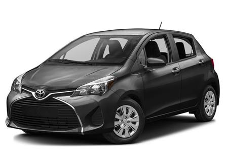 2016 Toyota Yaris LE (Stk: GA062329) in Barrie - Image 1 of 10