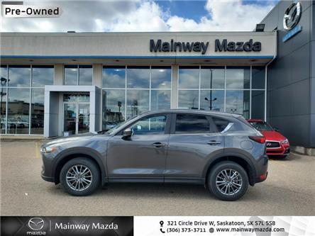 2017 Mazda CX-5 GS (Stk: M19362A) in Saskatoon - Image 1 of 25
