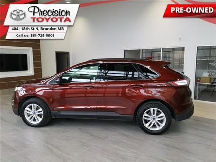 2015 Ford Edge SEL (Stk: 202181) in Brandon - Image 1 of 25