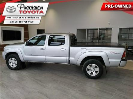 2011 Toyota Tacoma  (Stk: 202241) in Brandon - Image 1 of 21