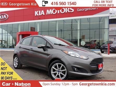 2014 Ford Fiesta SE | HATCH | HTD SEATS | BLUETOOTH | LOW KM | (Stk: P13216) in Georgetown - Image 1 of 36