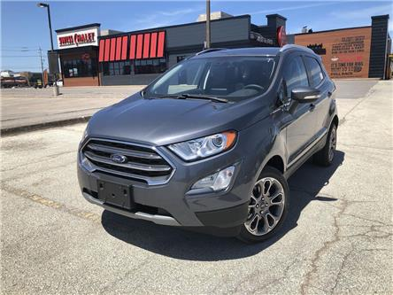 2020 Ford EcoSport Titanium (Stk: ET20486) in Barrie - Image 1 of 18