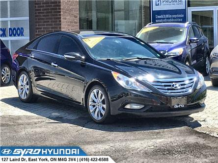 2013 Hyundai Sonata 2.0T Limited (Stk: H5731A) in Toronto - Image 1 of 30