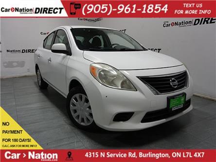 2012 Nissan Versa  (Stk: K1411A) in Burlington - Image 1 of 28
