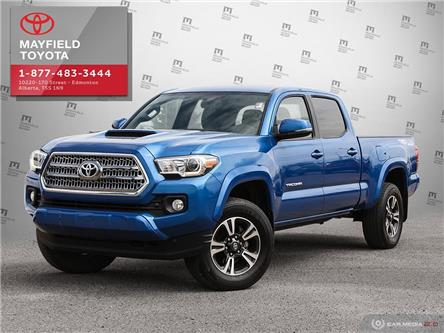 2016 Toyota Tacoma SR5 (Stk: M061477A) in Edmonton - Image 1 of 20