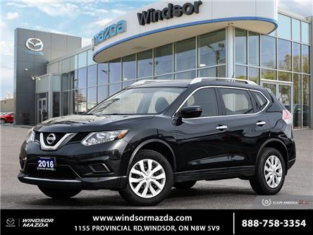 2016 Nissan Rogue S (Stk: PR1850) in Windsor - Image 1 of 25