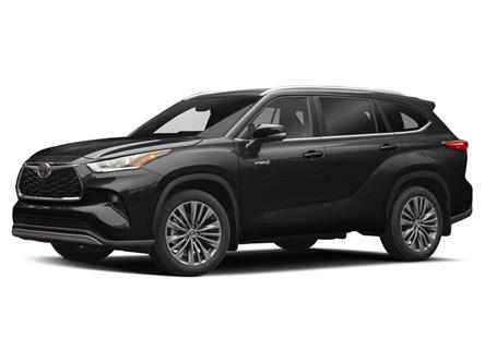 2020 Toyota Highlander Hybrid XLE (Stk: N20290) in Timmins - Image 1 of 2