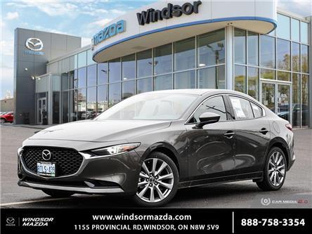 2019 Mazda Mazda3 GT (Stk: M32716) in Windsor - Image 1 of 27
