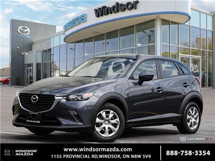 2016 Mazda CX-3 GX (Stk: PR6844) in Windsor - Image 1 of 27