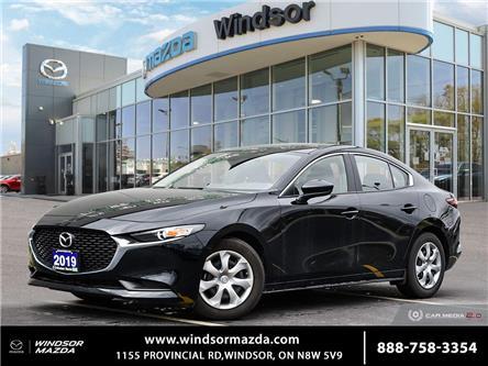 2019 Mazda Mazda3 GX (Stk: TR4700) in Windsor - Image 1 of 27