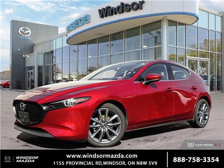 2019 Mazda Mazda3 Sport GT (Stk: PR0342) in Windsor - Image 1 of 27