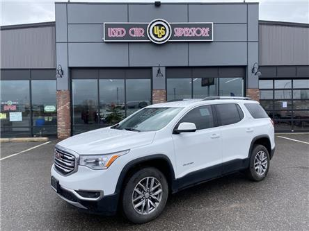 2018 GMC Acadia SLE-2 (Stk: UC3787A) in Thunder Bay - Image 1 of 11