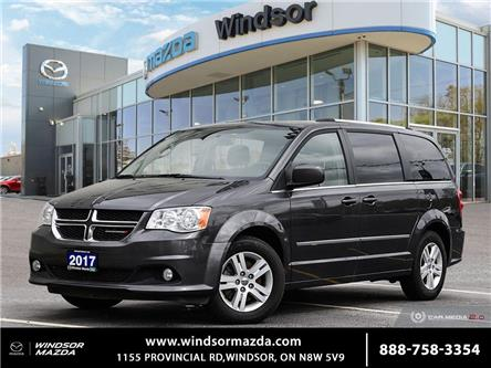 2017 Dodge Grand Caravan Crew (Stk: PR5213) in Windsor - Image 1 of 27