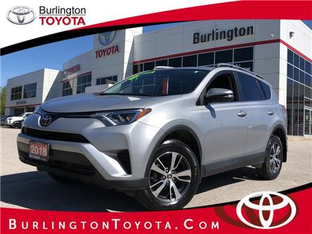 2018 Toyota RAV4 LE (Stk: U11079) in Burlington - Image 1 of 18
