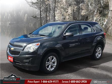 2012 Chevrolet Equinox LS (Stk: TC1277430) in Terrace - Image 1 of 14