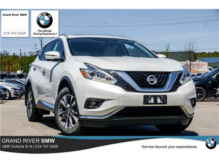 2017 Nissan Murano SL (Stk: PW5304A) in Kitchener - Image 1 of 22