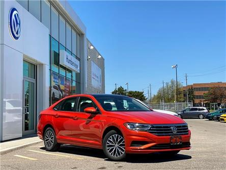 2019 Volkswagen Jetta 1.4 TSI Highline (Stk: 6703R) in Toronto - Image 1 of 22