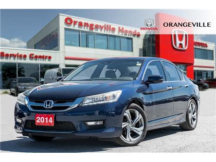 2014 Honda Accord Touring (Stk: F20165A) in Orangeville - Image 1 of 20