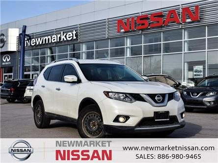 2016 Nissan Rogue SV (Stk: UN1090) in Newmarket - Image 1 of 19