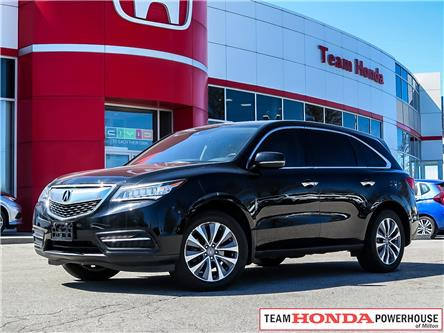 2016 Acura MDX Navigation Package (Stk: 3527) in Milton - Image 1 of 29