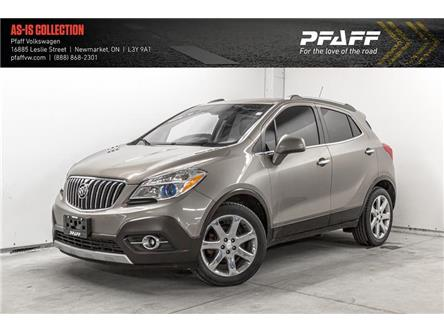 2013 Buick Encore Leather (Stk: V3985A) in Newmarket - Image 1 of 22