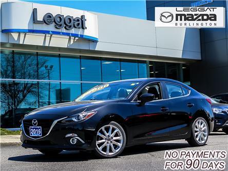 2016 Mazda Mazda3 GT (Stk: 2192) in Burlington - Image 1 of 27