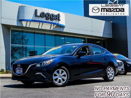 2016 Mazda Mazda3  (Stk: 2193LT) in Burlington - Image 1 of 25