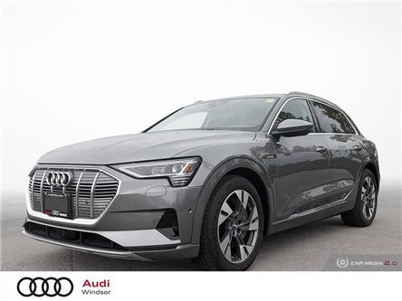 2019 Audi e-tron 55 Technik (Stk: 9727) in Windsor - Image 1 of 25