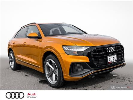 2020 Audi Q8 55 Technik (Stk: 9927) in Windsor - Image 1 of 30
