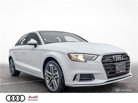2020 Audi A3 45 Komfort (Stk: 9890) in Windsor - Image 1 of 30