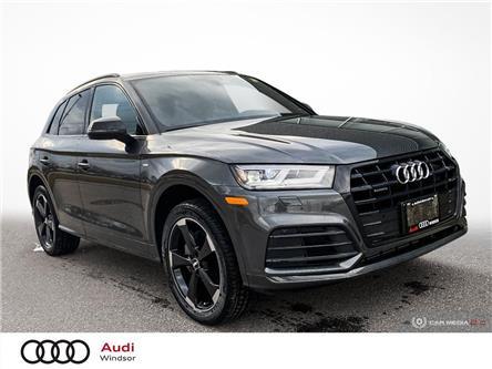 2020 Audi Q5 45 Progressiv (Stk: 9910) in Windsor - Image 1 of 30
