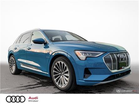 2019 Audi e-tron 55 Progressiv (Stk: 9737) in Windsor - Image 1 of 30