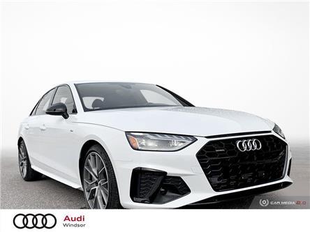 2020 Audi A4 2.0T Progressiv (Stk: 9922) in Windsor - Image 1 of 30