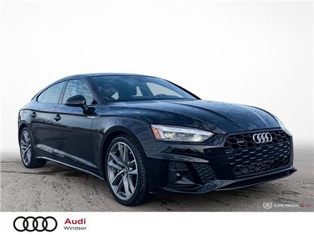 2020 Audi A5 2.0T Technik (Stk: 9895) in Windsor - Image 1 of 30