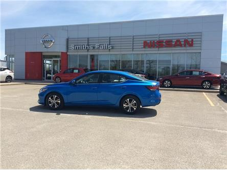 2020 Nissan Sentra SV (Stk: 20-120) in Smiths Falls - Image 1 of 13
