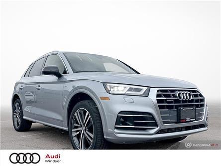 2020 Audi Q5 45 Progressiv (Stk: 9883) in Windsor - Image 1 of 30