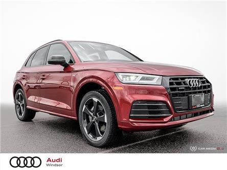 2020 Audi Q5 45 Progressiv (Stk: 9884) in Windsor - Image 1 of 30