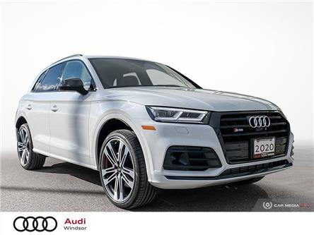 2020 Audi SQ5 3.0T Technik (Stk: 9907) in Windsor - Image 1 of 30