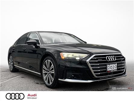 2020 Audi A8 L 60 (Stk: 9881) in Windsor - Image 1 of 30