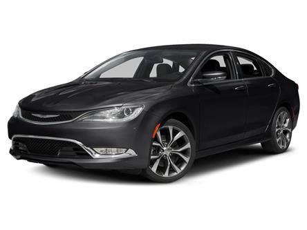 2015 Chrysler 200 C (Stk: K4020A) in Kitchener - Image 1 of 9