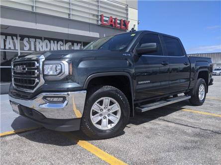 2018 GMC Sierra 1500 SLE (Stk: K3935) in Chatham - Image 1 of 21