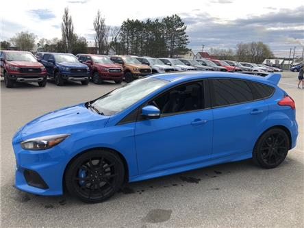 2017 Ford Focus RS Base (Stk: 1477) in Miramichi - Image 1 of 12