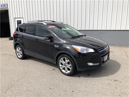 2016 Ford Escape Titanium (Stk: 01004A) in Miramichi - Image 1 of 10