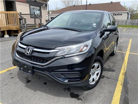 2015 Honda CR-V LX (Stk: ) in Ottawa - Image 1 of 15