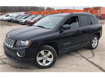 2017 Jeep Compass Sport/North (Stk: ) in Ottawa - Image 1 of 9