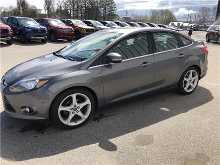 2012 Ford Focus Titanium (Stk: 1472) in Miramichi - Image 1 of 12